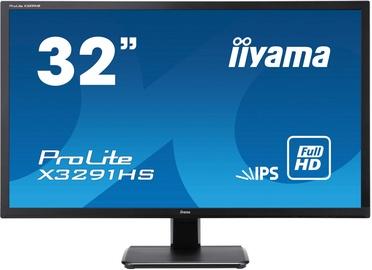 "Monitors Iiyama ProLite X3291HS-B1, 32"", 5 ms"