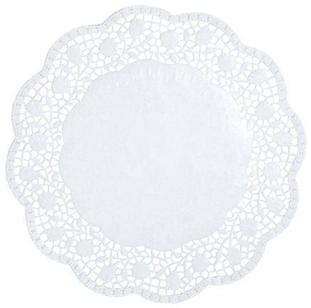 Pap Star Round Napkins For Cakes 30