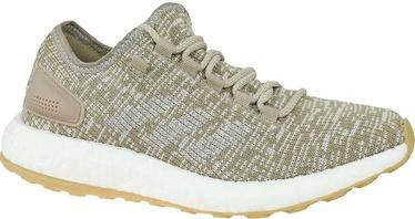 Adidas Womens Pureboost Shoes S81992 Khaki 39 1/3