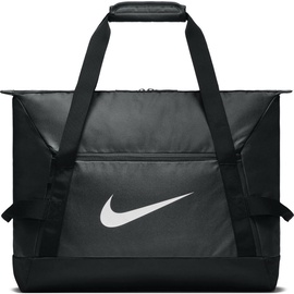 Nike Academy Team Football Duffel Bag S BA5505 010 Black