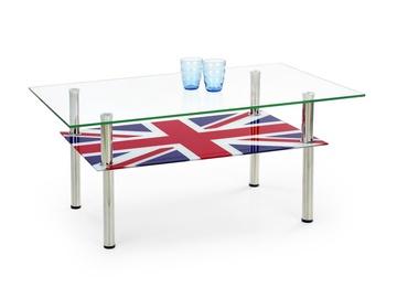 Kafijas galdiņš Halmar Cleopatra, 1000x600x450 mm