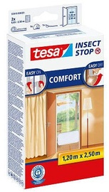 Tesa Insect Stop Hook & Loop Comfort For Doors 55910 120x250cm White