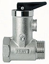 Drošības vārsts boilerim TDM Brass 1190 1/2MF PAŠ