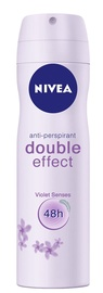 Dezodorants sievietēm Nivea Double Effect With Extracts Of Avocado, 200 ml