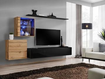 Комплект мебели для гостиной ASM Switch XV, черный