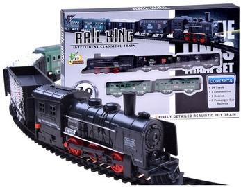 Intelligent Classical Train Rail King