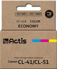Actis Cartridge For Canon 18ml MultiColor