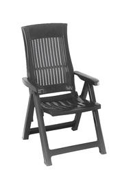 Dārza krēsls Loira Grey