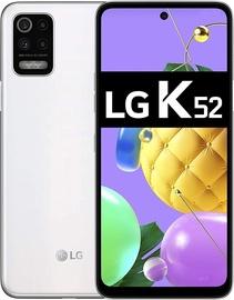 Mobilais telefons LG K52 White, 64 GB
