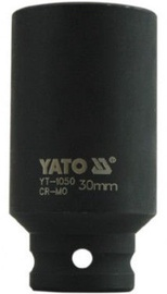 "Yato Deep Impact Socket CrMo 1/2"" 30mm"