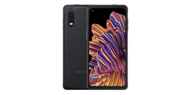 Mobilais telefons Samsung Galaxy XCover Pro Pro, melna, 4GB/64GB