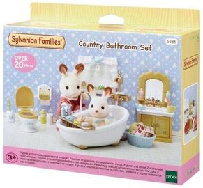 Фигурка-игрушка Epoch Sylvanian Families Country Bathroom Set 5286