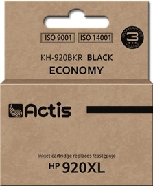 Actis Cartridge KH-920BKR For HP 50ml Black