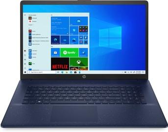 """Klēpjdators HP 17 cp0029nw PL, AMD Ryzen™ 5 5500U, 8 GB, 512 GB, 17.3 """""""