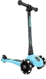 Scoot And Ride Highway Kick 3 LED Blueberry 96356