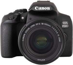Spoguļkamera Canon 850D