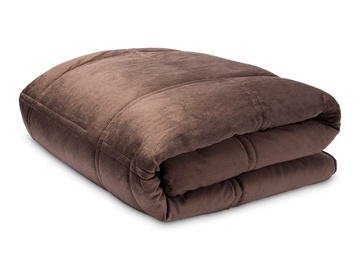 Dormeo Cozy Duvet 140x200cm Brown
