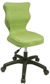 Bērnu krēsls Entelo VS05 Black/Green, 370x350x830 mm