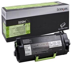 Lexmark 52D2H0E Cartridge Black