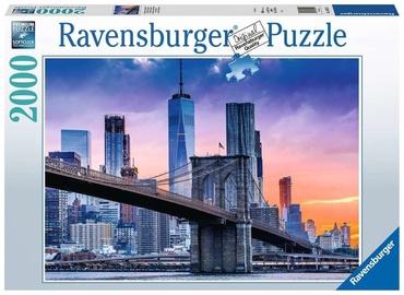 Puzle Ravensburger New York Skyline, 2000 gab.