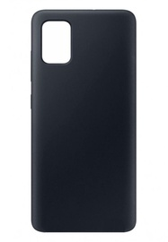 Evelatus Soft Touch Back Case For Samsung Galaxy A31 Black