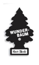 ATSVAIDZ.GAISA A/M BLACK CLASSIC WB (WUNDER-BAUM)
