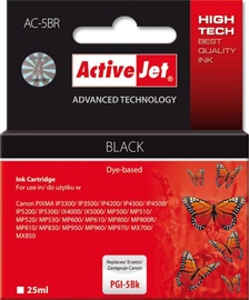 ActiveJet Cartridge AC-5BR For Canon 27ml Black