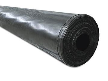 Polietilēna plēve Plasta, melna, 200 x 3 m