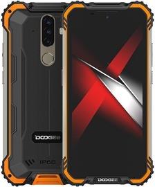 DooGee S58 Pro 6/64GB Fire Orange