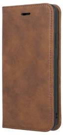 Forever Gamma 2in1 Leather Book Case For Samsung Galaxy S10 Brown