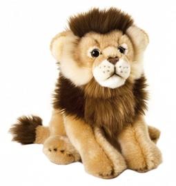 Mīkstā rotaļlieta Dante National Geographic Lion, 25 cm