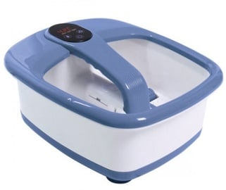 Homedics Luxury Foot Spa FM-90 White/Blue