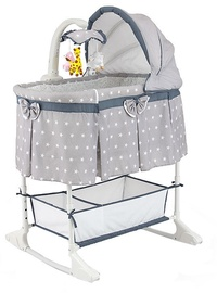 Milly Mally Sweet Melody Cradle 4 in 1 Remote Star