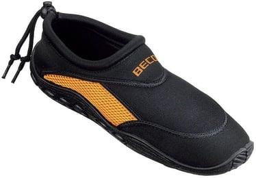 Обувь для водного спорта Beco Surfing & Swimming Shoes 92173 Black/Orange 41