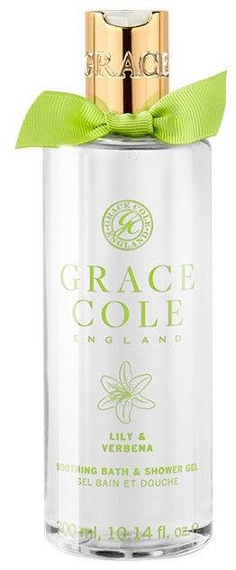 Grace Cole Soothing Bath & Shower Gel 300ml Lily & Verbena