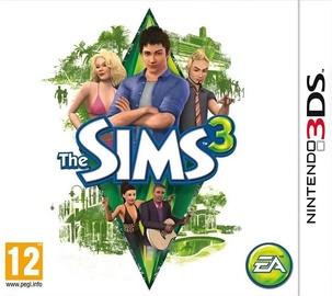 Игра Sims 3 3DS