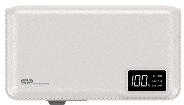 Silicon Power S103 Power Bank 10000mAH White