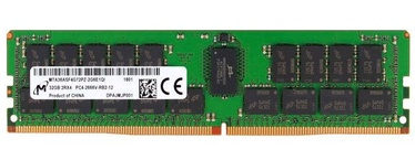 Servera operatīvā atmiņa Micron MTA36ASF4G72PZ-2G6E1 DDR4 32 GB CL19 2666 MHz