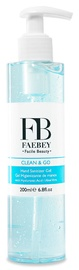 Faebey Clean & Go Hand Sanitizer Gel 200ml