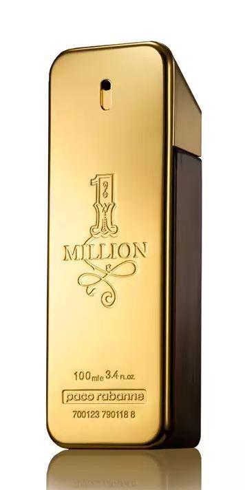 Paco Rabanne 1 Million 100ml EDT + 150ml Deodorant 2018