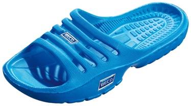 Beco 90651 Kids' Beach Slippers Blue 30
