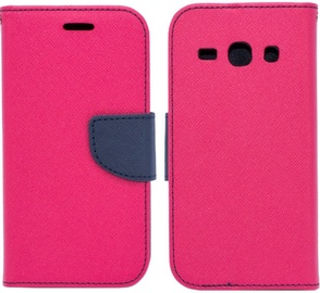 Telone Fancy Diary Bookstand Case For Samsung Galaxy A3 A320F Pink/Blue