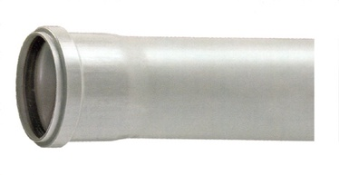 Kanalizācijas caurule Magnaplast HTplus D75x500mm, PP