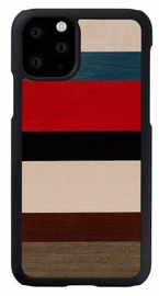 Man&Wood Corallina Back Case For Apple iPhone 11 Pro Black