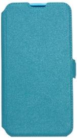 Telone Super Slim Shine Book Case For Samsung Galaxy J3 J330F Blue