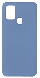 Evelatus Soft Touch Back Case For Samsung Galaxy A21s Blue