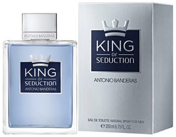 Туалетная вода Antonio Banderas King of Seduction 200ml EDT