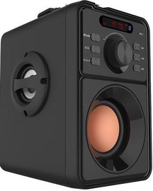 Bezvadu skaļrunis Vakoss SP-2920BK Black, 15 W
