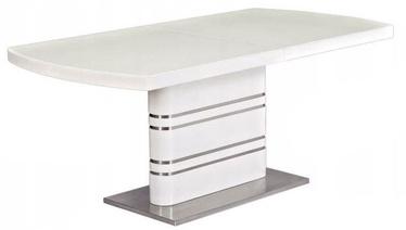 Обеденный стол Signal Meble Gucci White, 2400x900x760 мм