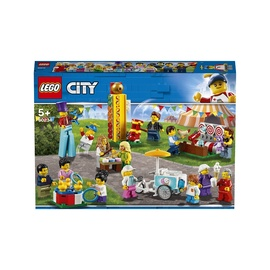 Konstruktors Lego City People Pack Fun Fair 60234